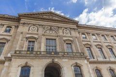 Palacio de la lumbrera en París imagen de archivo libre de regalías