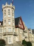 Palacio DE La Magdalena, Santander, Cantabrië, Spanje Stock Foto's