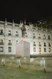 Palacio de La Moneda Stockfoto