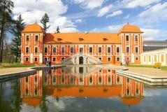 Palacio de la princesa Fotos de archivo libres de regalías