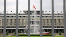 Palacio de la reunificación en Ho Chi Minh