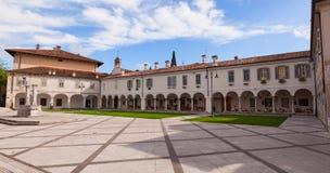 Palacio de Lantieri, Gorizia Foto de archivo
