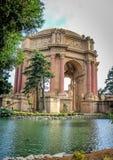 Palacio de las bellas arte San Francisco Fotografía de archivo
