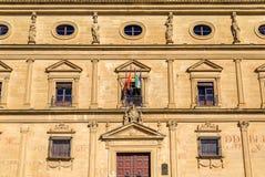 Palacio DE las Cadenas in Ubeda, Spanje royalty-vrije stock foto's