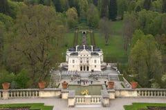 Palacio de Linderhof Fotografía de archivo libre de regalías