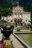 Palacio de Linderhof Imagenes de archivo