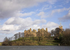 Palacio de Linlithgo Foto de archivo