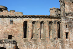 Palacio de Linlithgow Imagen de archivo libre de regalías