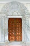 Palacio de Livadia, la entrada Fotos de archivo