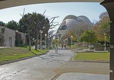 Palacio de los artes valencia españa Imagen de archivo libre de regalías