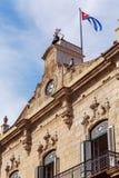 Palacio De Los Capitanes, Havana. Cuba Stock Image