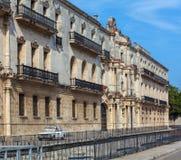 Palacio De Los Capitanes, La Habana Fotos de archivo