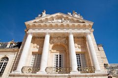 Palacio de los duques y de los estados de Borgoña Foto de archivo