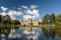 Palacio de Ludwigslust Foto de archivo libre de regalías