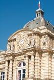 Palacio de Luxemburgo Imágenes de archivo libres de regalías