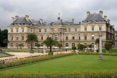 Palacio de Luxemburgo Foto de archivo libre de regalías