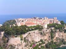 Palacio de Mónaco Imagen de archivo