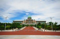 Palacio de Malasia Imagen de archivo libre de regalías