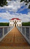 Palacio de Marli en Peterhof-1 Fotos de archivo libres de regalías