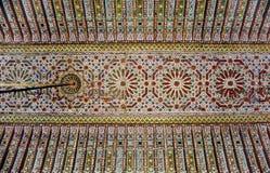 Palacio de Marrakesh Imagenes de archivo