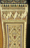 Palacio de Marrakesh foto de archivo libre de regalías