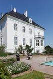 Palacio de Marselisborg en Aarhus, Dinamarca Fotografía de archivo