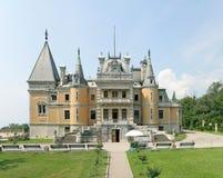 Palacio de Massandra Imagen de archivo