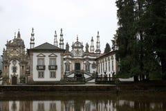 Palacio De Mateus Portugal Lizenzfreies Stockbild