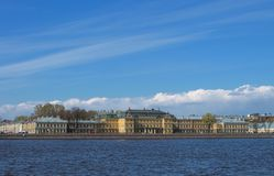 Palacio de Menshikov Imagen de archivo