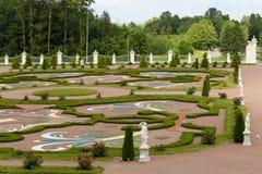 Palacio de Menshikov Fotografía de archivo libre de regalías