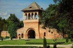Palacio de Mogosoaia Imágenes de archivo libres de regalías