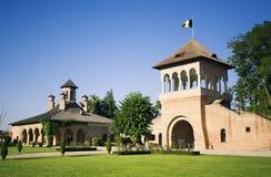 Palacio de Mogosoaia foto de archivo libre de regalías