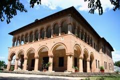 Palacio de Mogosoaia Imagen de archivo