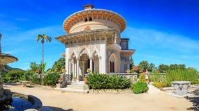 Palacio de Monserrate Fotografía de archivo libre de regalías