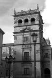 Palacio de Monterrey wierza, Salamanca obrazy royalty free