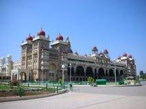 Palacio de Mysore fotografía de archivo