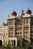 Palacio de Mysore en la India Imagen de archivo