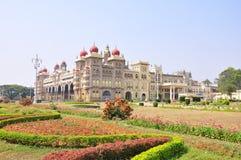 Palacio de Mysore en la India Imagenes de archivo