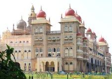 Palacio de Mysore, la India Imagenes de archivo