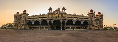 Palacio de Mysore - la India fotografía de archivo