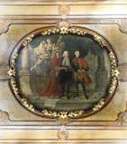 Palacio de Oeiras Imagen de archivo