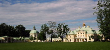 Palacio de Oranienbaum, St Petersburg Foto de archivo
