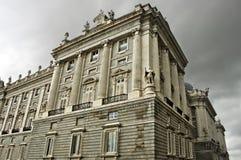 Palacio de Oriente, Madrid Stock Image