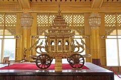 Palacio de oro de Bago Imágenes de archivo libres de regalías