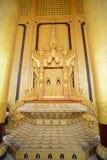 Palacio de oro de Kambawzathardi Fotos de archivo libres de regalías