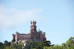 Palacio de Pena fotografía de archivo libre de regalías