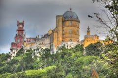 Palacio de Pena Imagen de archivo