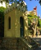 Palacio de Pena - casa para los guardias imágenes de archivo libres de regalías