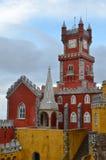 Palacio de Pena in Sintra, Portugal Royalty Free Stock Photos