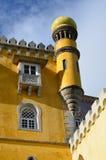 Palacio de Pena in Sintra, Portugal Royalty Free Stock Photo